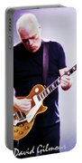 David Gilmour By Nixo Portable Battery Charger