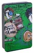 Davy Knowles And Back Door Slam Portable Battery Charger