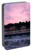 Dawn At Boathouse Row Portable Battery Charger