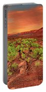 Dawn Light Capitol Reef National Park Utah  Portable Battery Charger
