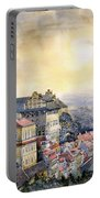 Dawn Of Prague Portable Battery Charger