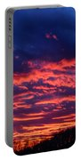 Dawn On The Farm Portable Battery Charger