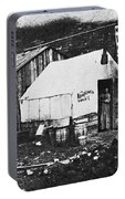 Dawson City, C1900 Portable Battery Charger