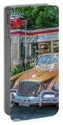 Day At The Diner Portable Battery Charger