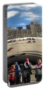 Day At The Park Portable Battery Charger