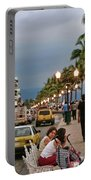 Day Time Maleconmexico  Portable Battery Charger