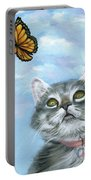Daydreaming Portable Battery Charger