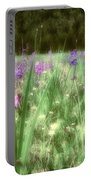 Daydreams In A Meadow Portable Battery Charger