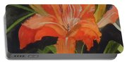 Daylily Study IIi Portable Battery Charger