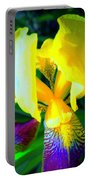Dazzle In The Garden Sun Portable Battery Charger
