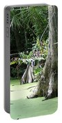 Wild Florida Dead Mans River Portable Battery Charger