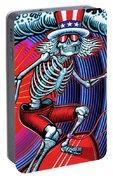 Deadhead Surfer Portable Battery Charger