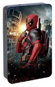 Deadpool  Portable Battery Charger
