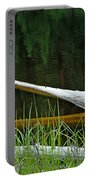 Deadwood And Pine Reflections Portable Battery Charger