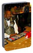 Dealer In Las Vegas Casino Portable Battery Charger