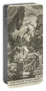 Death Of Dido, Gerard De Lairesse, 1668 Portable Battery Charger