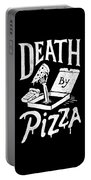 Death Pizza Portable Battery Charger