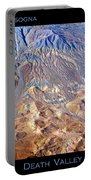 Death Valley Planet Earth Portable Battery Charger