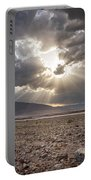 Death Valley Sun Burst Portable Battery Charger