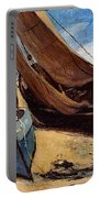 Deauville Beach 1866 Portable Battery Charger