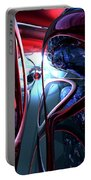 Decadence Abstract Portable Battery Charger