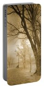 December Glow Portable Battery Charger