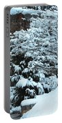 December Snows Portable Battery Charger