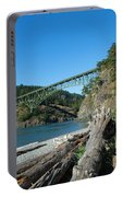 Deception Pass Portable Battery Charger