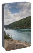 Deception Pass State Park Portable Battery Charger