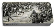 Decisive Battles  Where King Charles Lost His Crown Portable Battery Charger