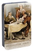 Declaration Committee 1776 Portable Battery Charger