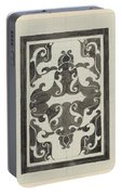 Decorative Design, Carel Adolph Lion Cachet, 1874 - 1945 Jd Portable Battery Charger