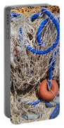 Deep Blue Net Portable Battery Charger