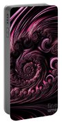 Deep Purple Portable Battery Charger