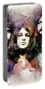 Deep Purple.rock Stars Portable Battery Charger