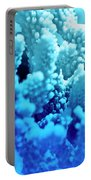 Deep Sea Coral Portable Battery Charger