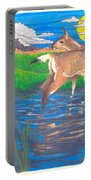 Deer Blessing Portable Battery Charger