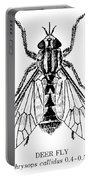 Deer Fly Portable Battery Charger