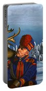 Deer Friends Of Finland Portable Battery Charger