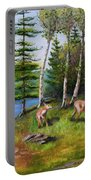 Deer Meadow Portable Battery Charger