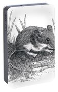 Deer Mouse Portable Battery Charger