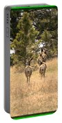 Deer Tails Portable Battery Charger