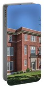 Defiance College Tenzer Hall Portable Battery Charger