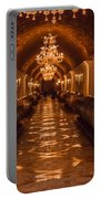 Del Dotto Wine Cellar Portable Battery Charger by Scott Campbell