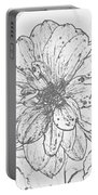 Lush Blossom Portable Battery Charger