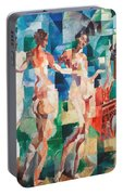 Delaunay: City Of Paris Portable Battery Charger