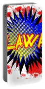 Delaware Comic Exclamation Portable Battery Charger