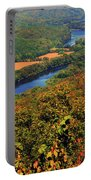 Delaware River From The Appalachian Trail Portable Battery Charger