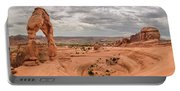 Delicate Arch Panoramic Portable Battery Charger