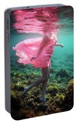 Delicate Mermaid Portable Battery Charger